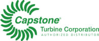 Capstone Authorized Distributor - Green Logo